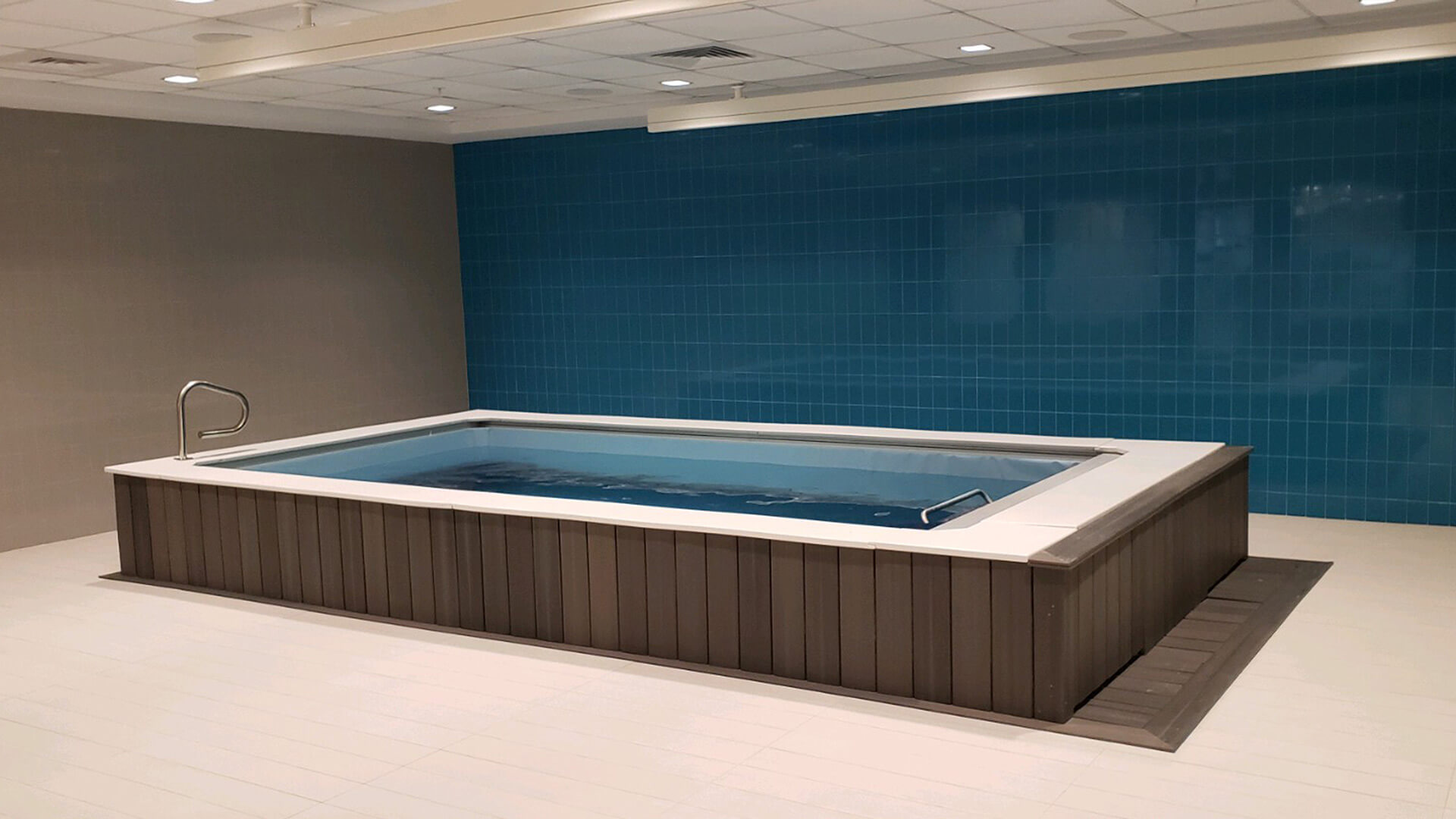 Aquatic Therapy Pool